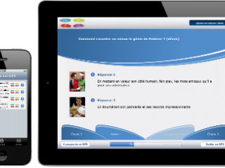 ContactGPS: iPhone / iPad