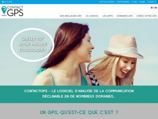 ContactGPS.ch - homepage