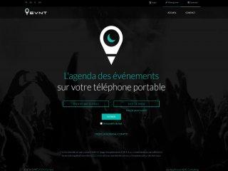 EVNT : site web partenaires
