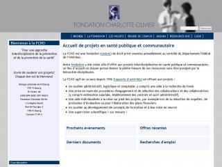 Fondation Charlotte Olivier (FCHO)