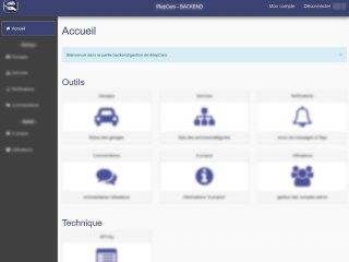 iRepCars: outils de gestion/suivi