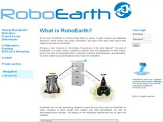 RoboEarth